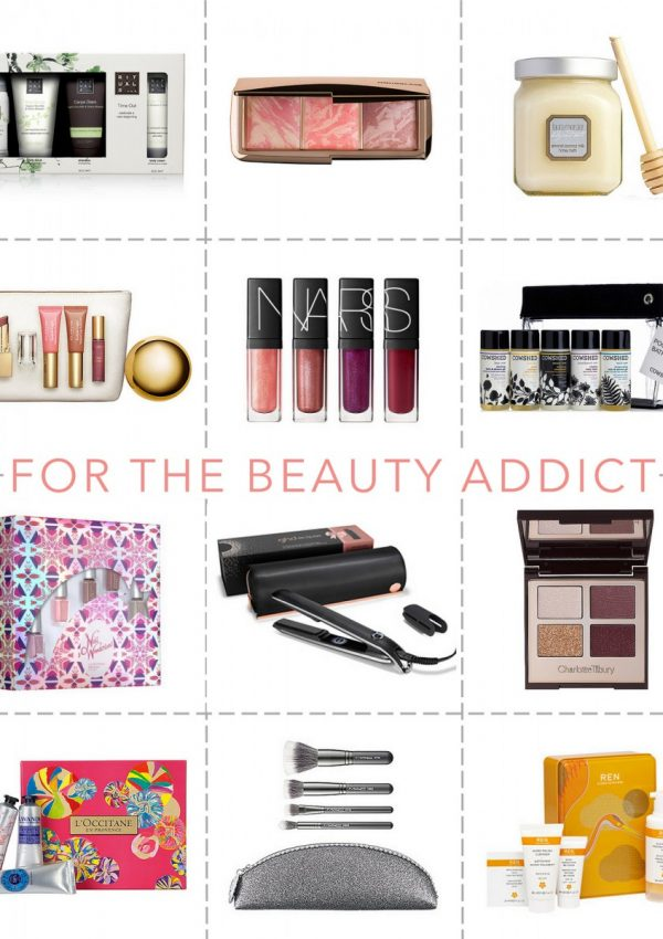 Gift Guide: For The Beauty Addict