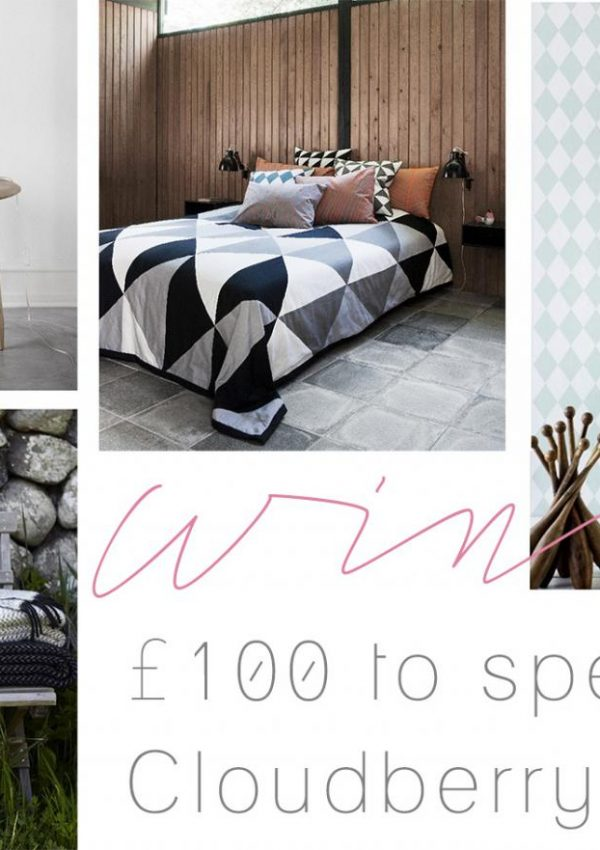 cloudberry living homeware giveaway