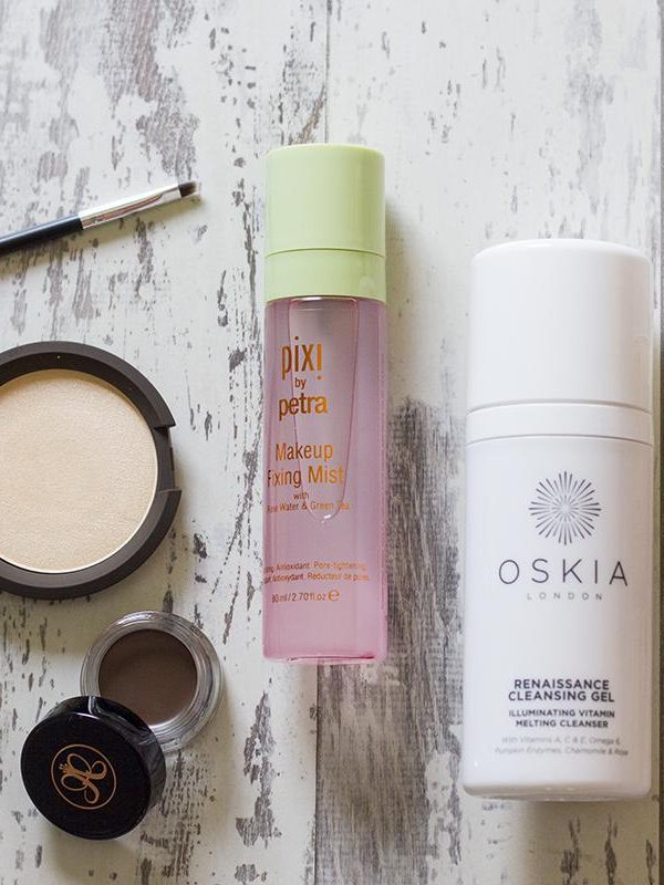 Cult Beauty skincare and makeup haul