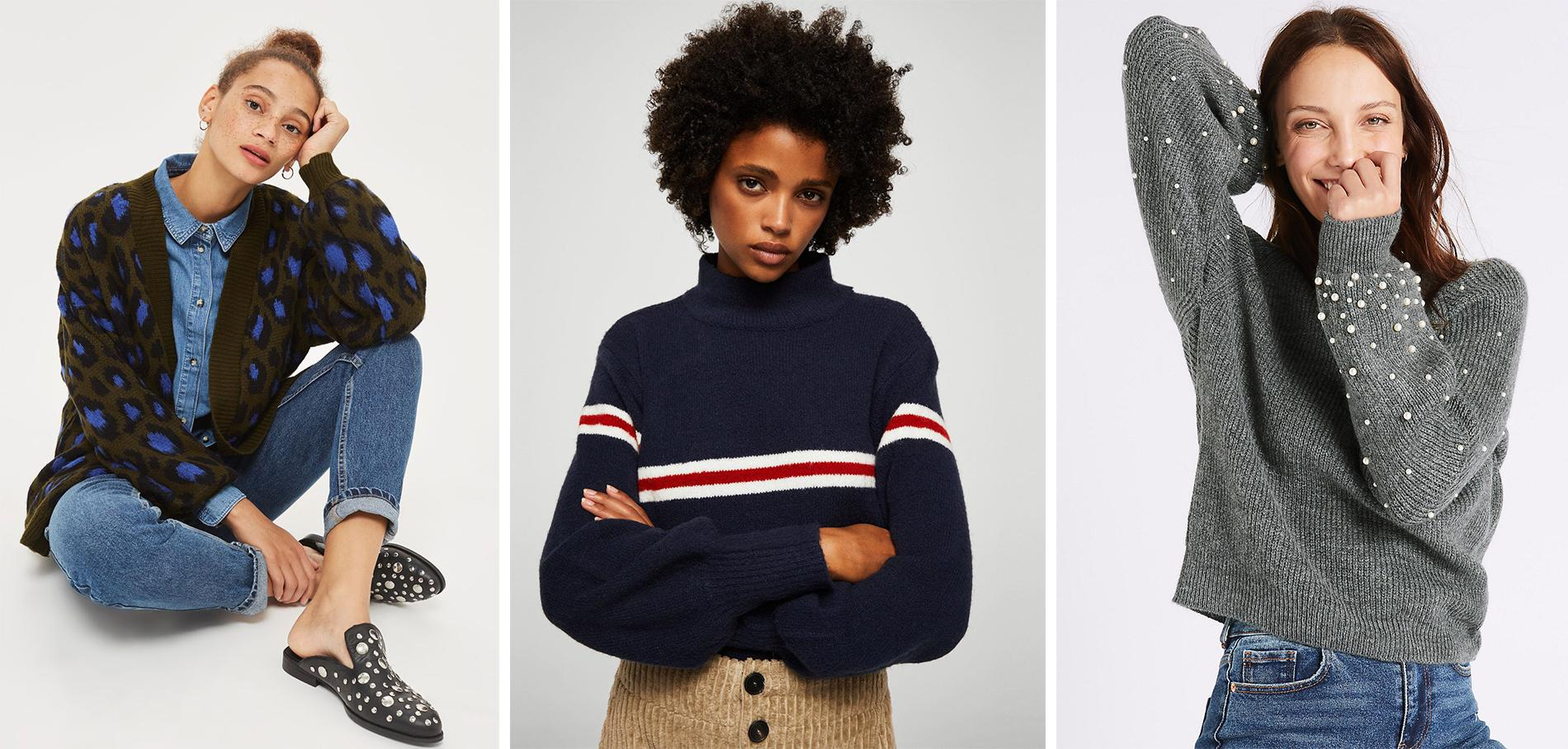 25 New Season Knits