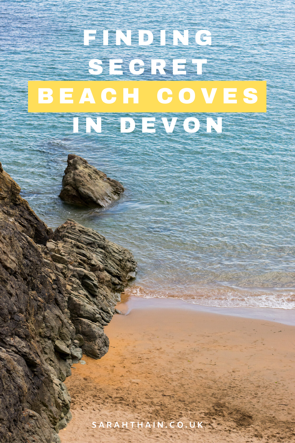 Finding Secret Beach Coves in Devon