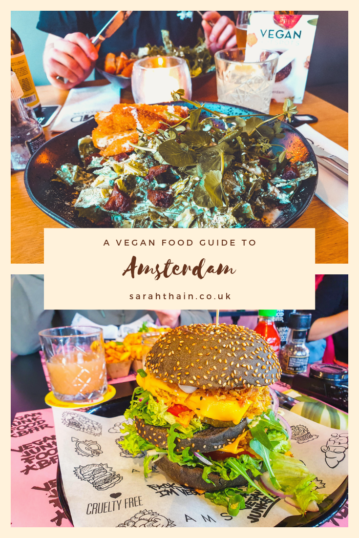 A Vegan Food Guide to Amsterdam, The Netherlands