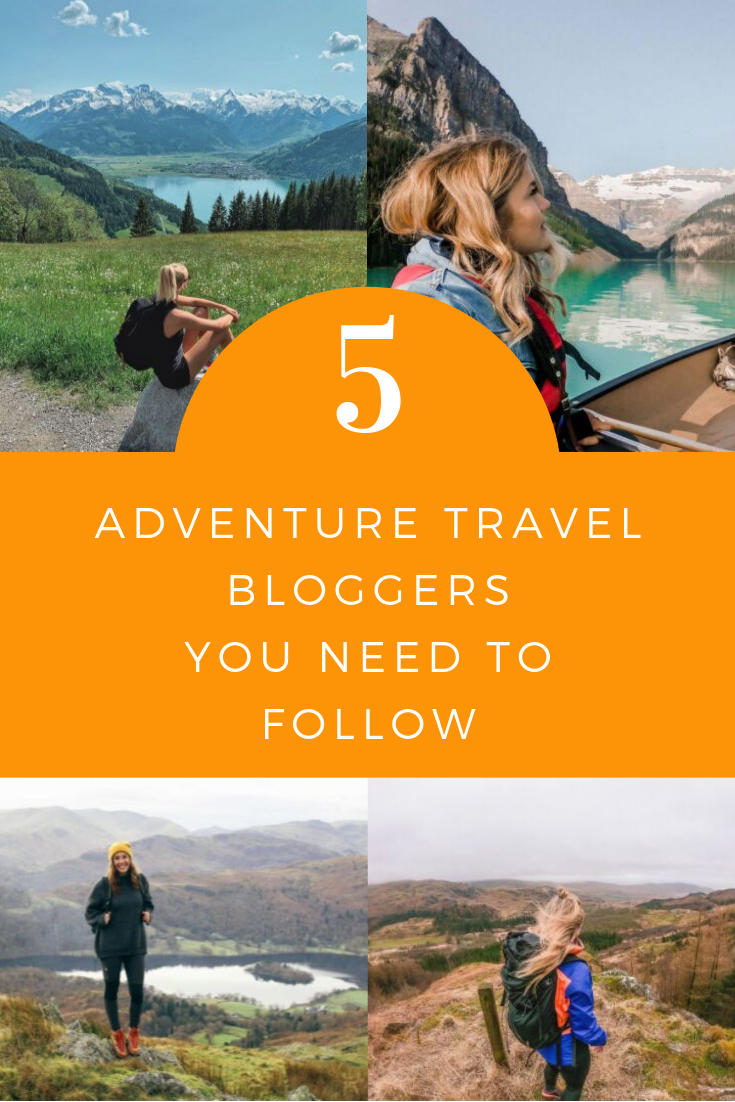 5 Adventure Travel Bloggers You Need To Follow | Sarah Thain UK Travel Blogger