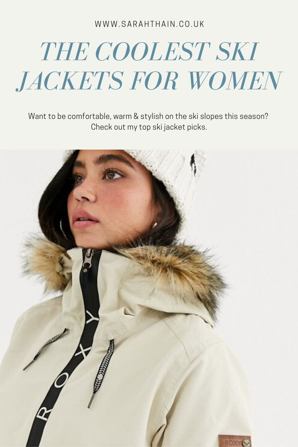 Best Women's Ski Jackets for a Ski Holiday